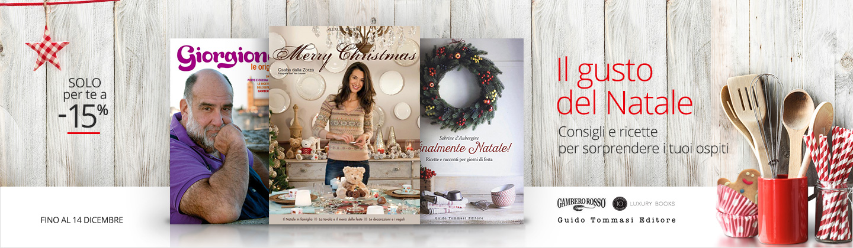 libri di cucina gambero rosso, guido tommasi, luxury books - Scuola Di Cucina Gambero Rosso