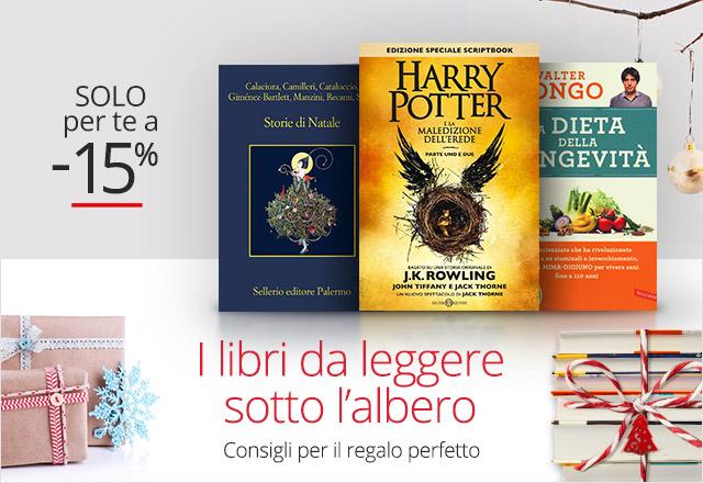 Il Natale dei libri