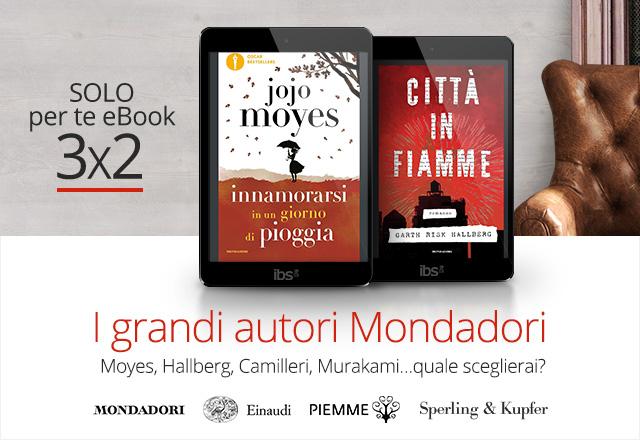3x2 sui migliori Mondadori