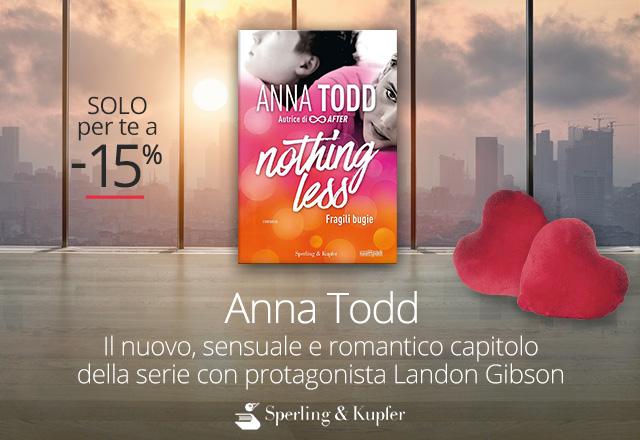 Anna Todd - Fragili bugie