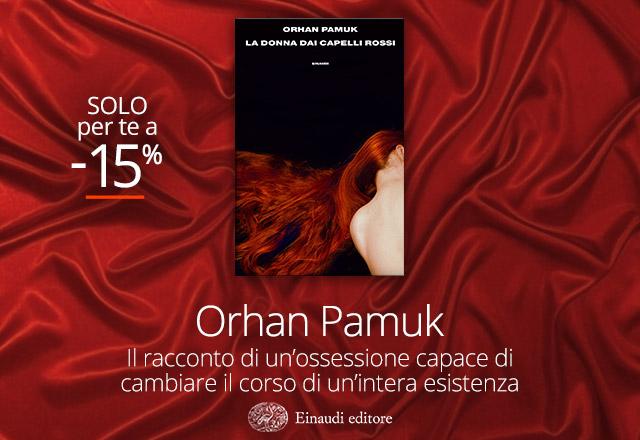 Orahan Pamuk - La ragazza con i capelli rossi