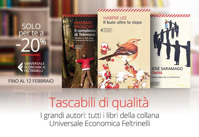 Universale Economica Feltrinelli -20%