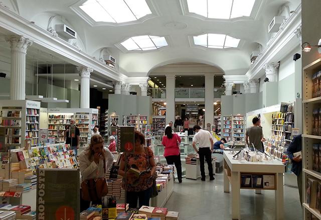 Libreria IBS+LIBRACCIO Roma