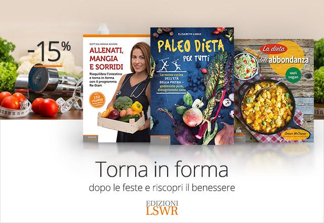 Libri salute e benessere LSWR