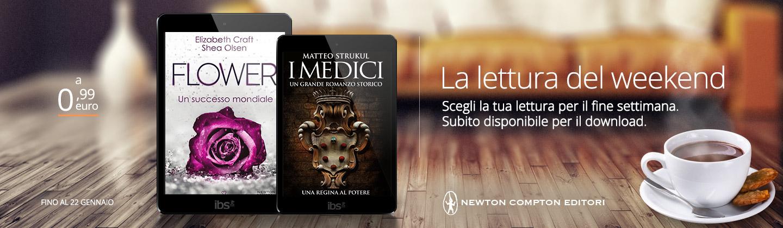 La lettura del weekend: bestseller Newton Compton a 0,99 euro