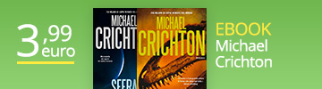 Bannerino DX Ebook Offerta Michael Crichton