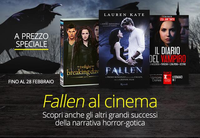 Fallen al cinema