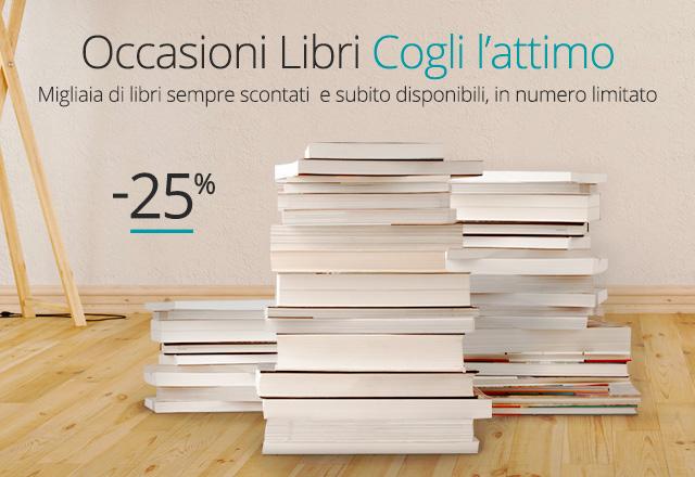 Occasioni Libri -25%