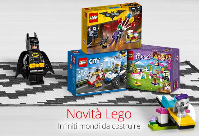 Novità Lego