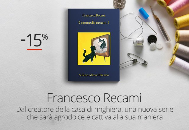 Francesco Recami - Commedia nera n. 1