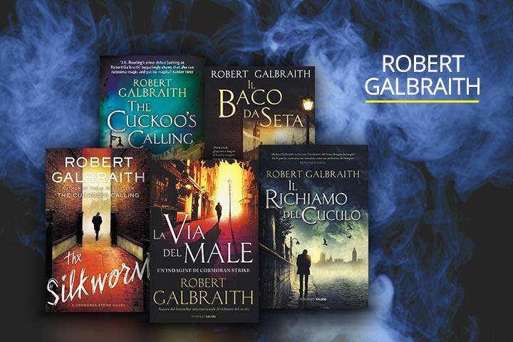Robert Galbraith
