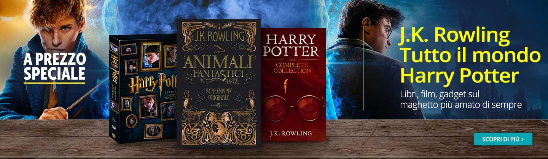 Tutto il mondo J.K.Rowling