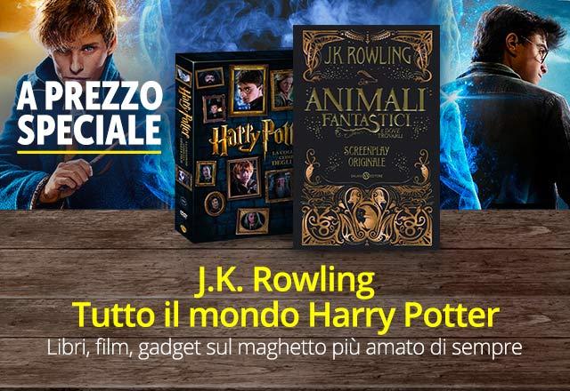 Tutto il mondo J.K. Rowling
