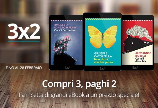 Feltrinelli 3x2 ebook