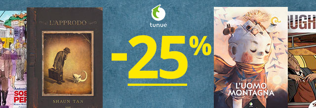 Tunué -25%