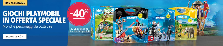 Playmobil -40%