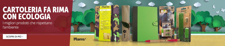 Cartoleria ecologica