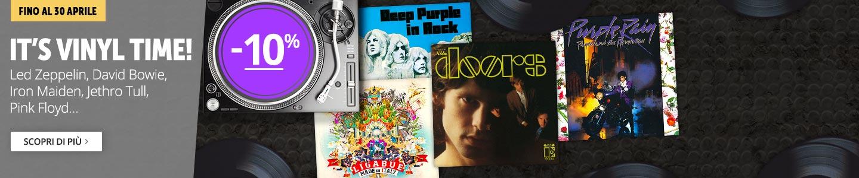 It's Vinyl Time