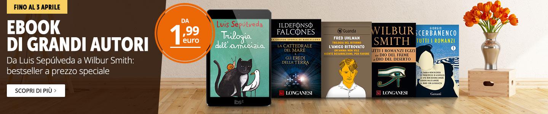 Grandi autori in eBook