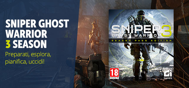 Sniper Ghost Warrior Season 3