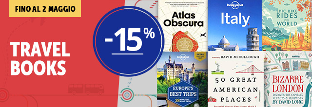 Travel and holidays -15%