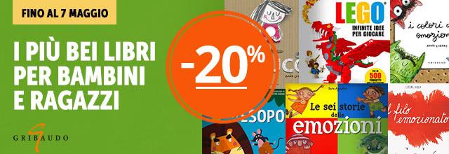GRIBAUDO RAGAZZI -20%