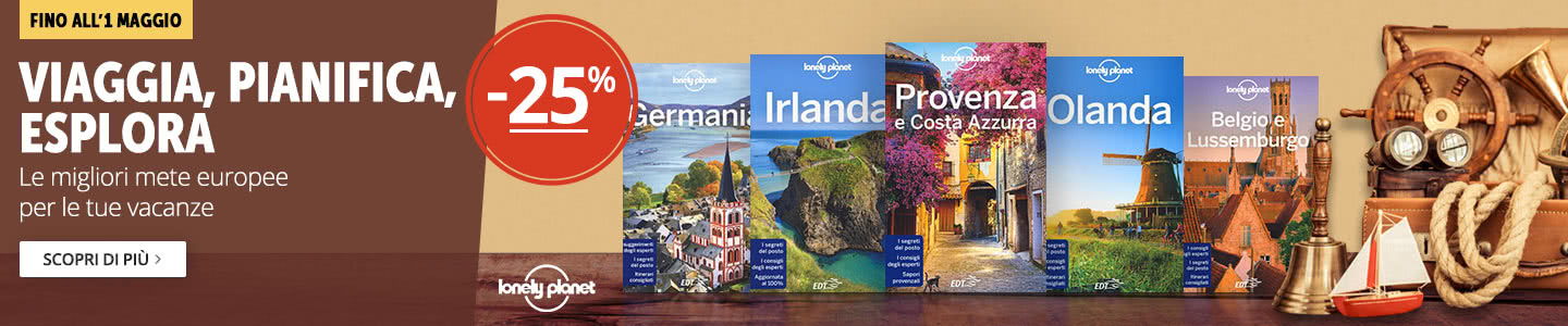 Lonely Planet -25%