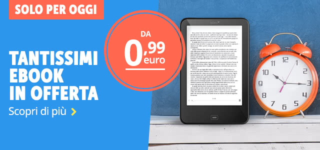 Giornata Mondiale del Libro - Offerte eBook