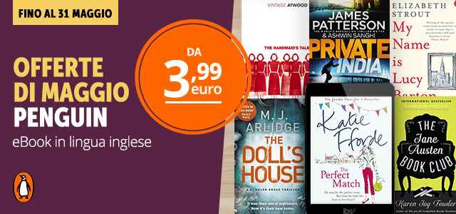 Offerta eBook in inglese Penguin