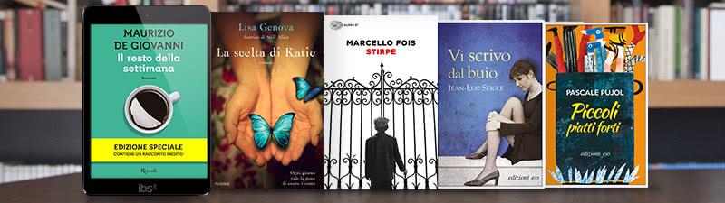 Grandi romanzi da 1,99 euro