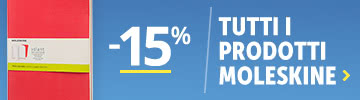 Moleskine -15%