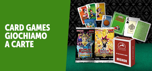 Card Games - Carte da gioco