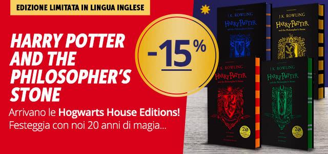 20 anni nel mondo di Harry Potter