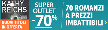Outlet 70 libri di narrativa -70%