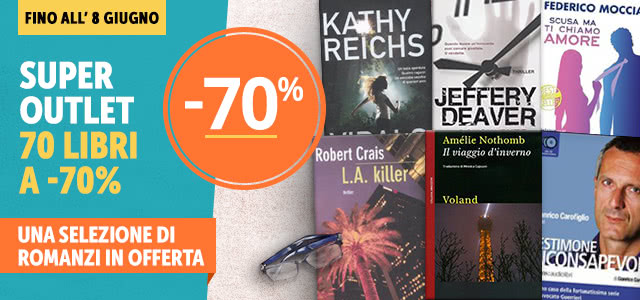 Super Outlet Narrativa -70%