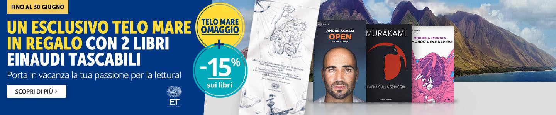 Einaudi Tascabili -15%