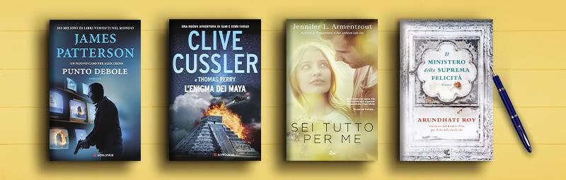I libri da leggere a giugno