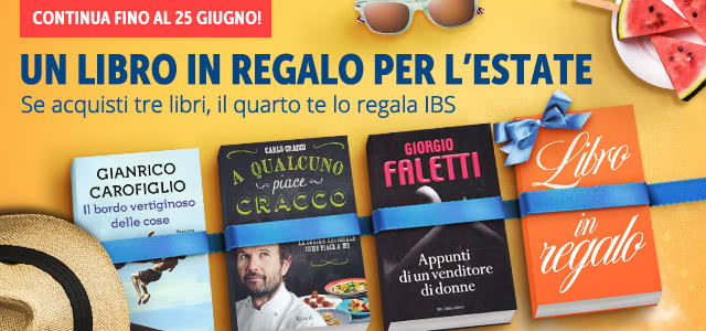 Un libro in regalo per l'estate