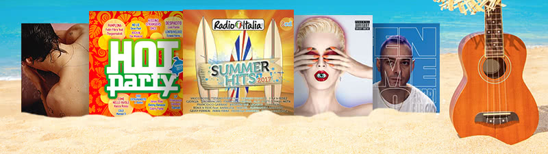 Summer hits CD