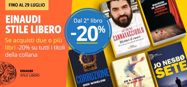 Einaudi Stile Libero -20%