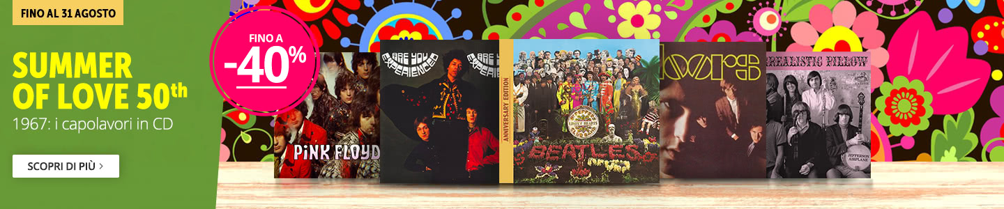 Summer of Love 50th