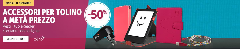 Accessori -50%