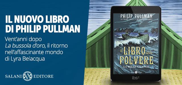 Pullman - il libro della polvere
