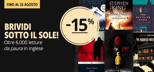 Ghost & Horror -15%