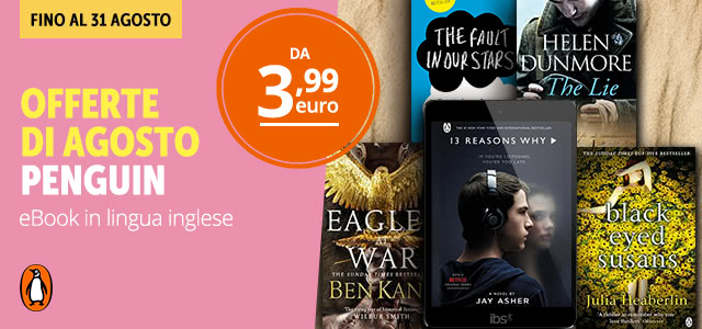 eBook Penguin da 3,99 euro