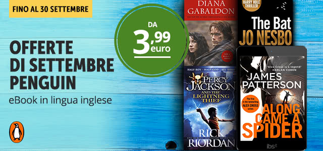 offerte Penguin ebook