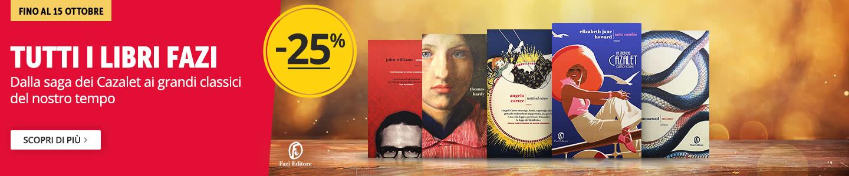 Libri Fazi -25%