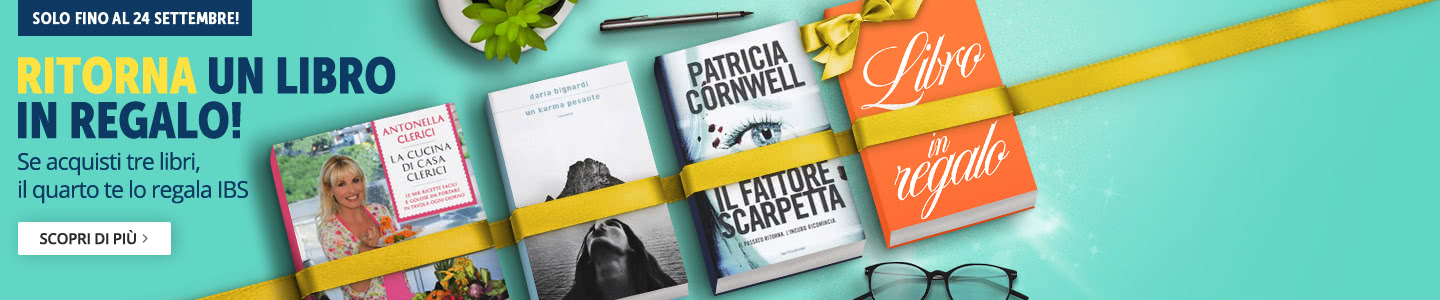 Un libro in regalo per te!