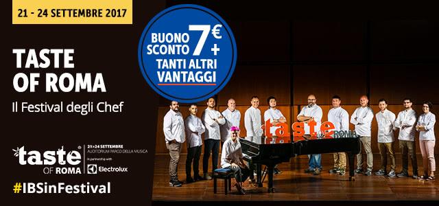 Festival Taste of Roma