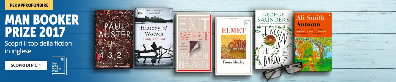 Man Booker Prize 2017